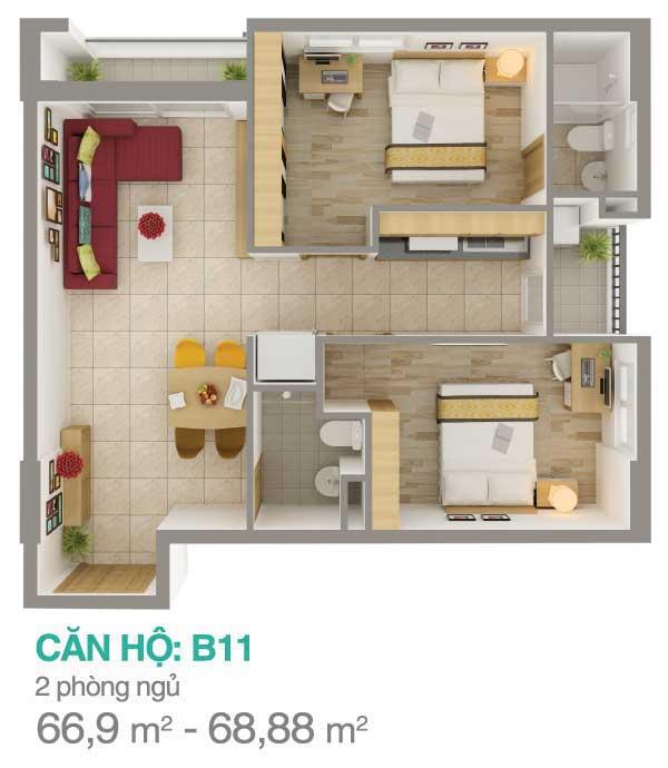 thiet-ke-melody-residences-2pn-2