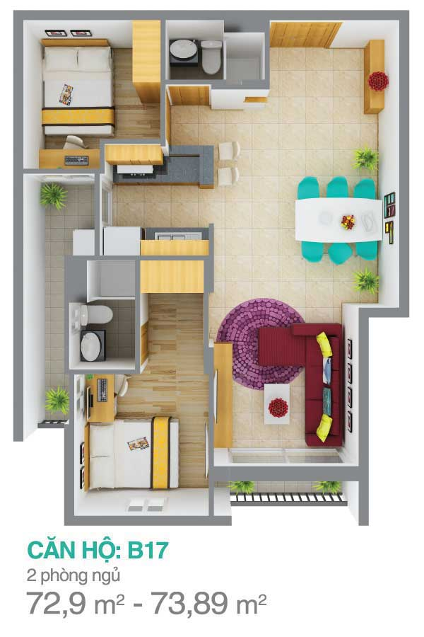 thiet-ke-melody-residences-2pn-4