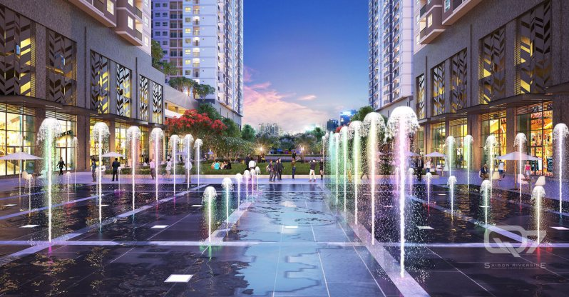 dự án căn hộ q7 complex quận 7