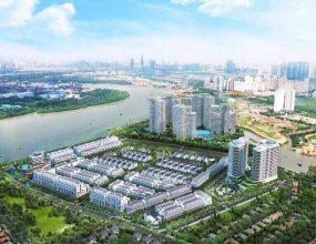 Phối cảnh Saigon Mystery Villas