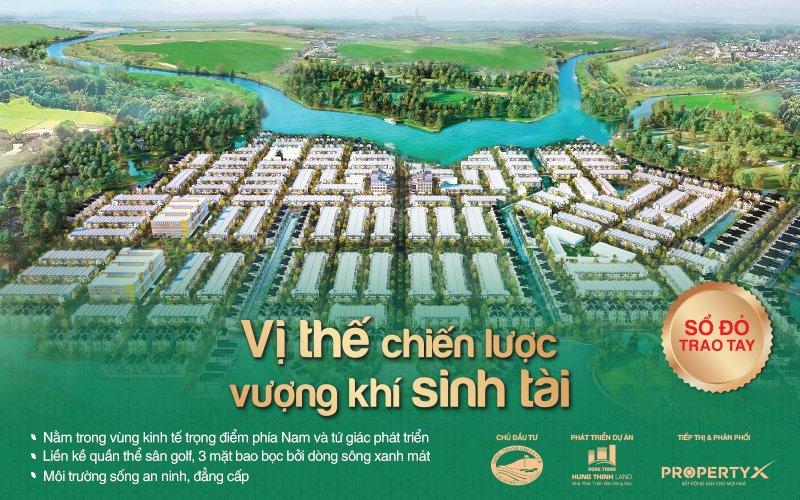 Dự án Biên Hòa New city đất nền sân golf Long Thành