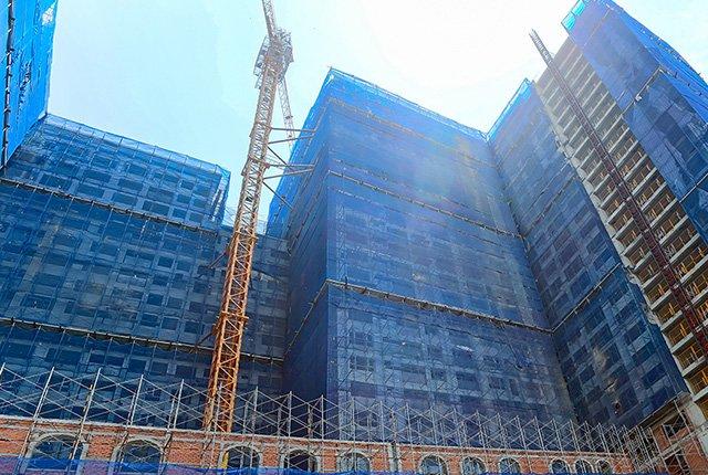 Hình ảnh tổng thể block Central