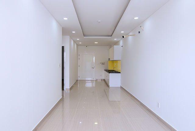 Sơn nước hoàn thiện căn hộ tầng 18 block C