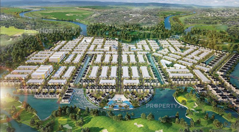 Dự án Biên Hòa New City