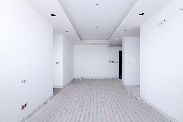 Sơn lót căn hộ tầng 6 - 20 block Southern
