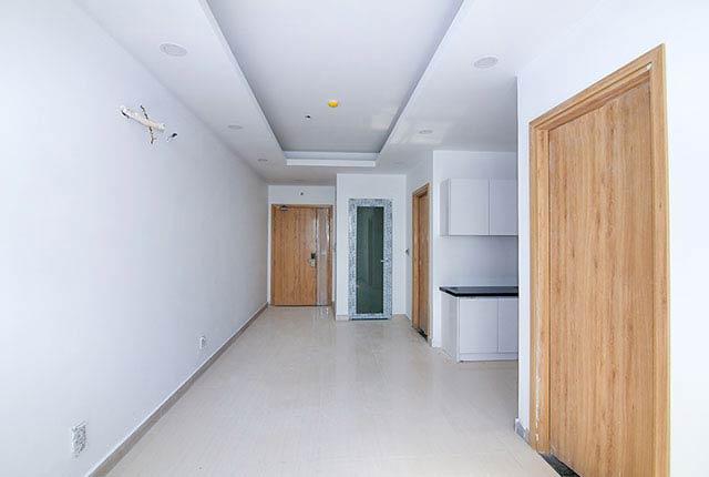 Sơn nước hoàn thiện căn hộ tầng 5 - 8 block B