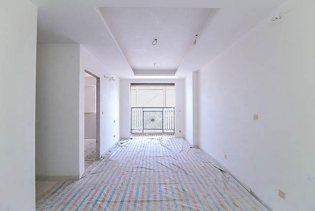 Hoàn thành sơn lót căn hộ tầng 6 - 20 block Northern