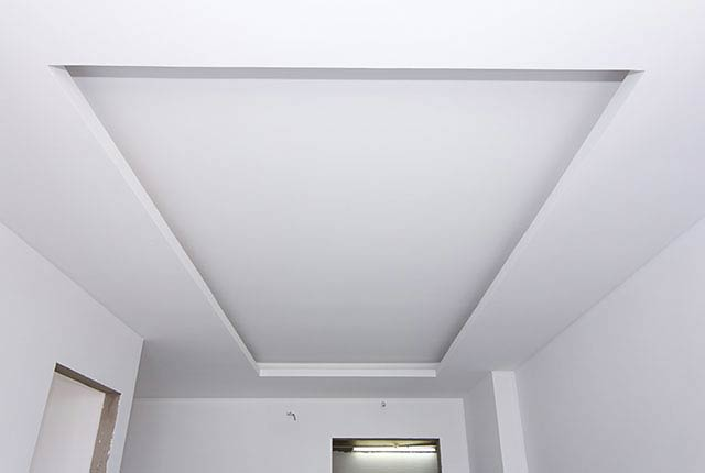 Hoàn thành thi công khung trần thạch cao tầng 6 - 20 block Southern