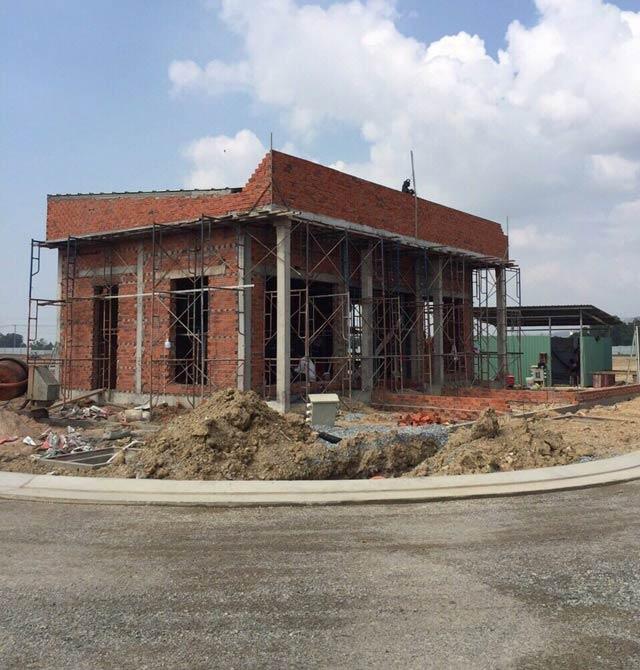 Xây dựng phòng kinh doanh Bà Rịa City Gate