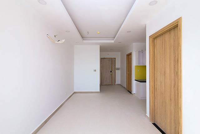Sơn nước hoàn thiện căn hộ tầng 5 - 10 block A