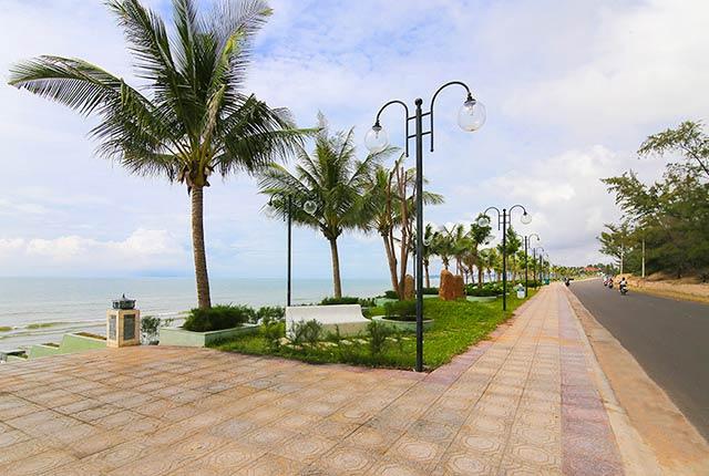 Công viên biển của dự án