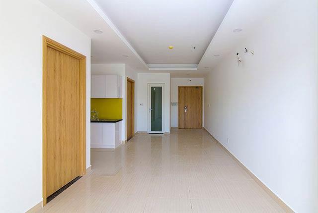 Sơn nước hoàn thiện căn hộ tầng 5 - 12 block B