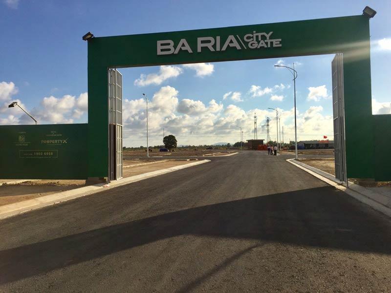 Cập nhật tiến độ thi công đất nền Bà Rịa City Gate ngày 25.02.2019