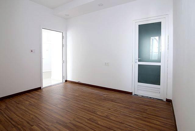 Hình ảnh hoàn thiện căn hộ