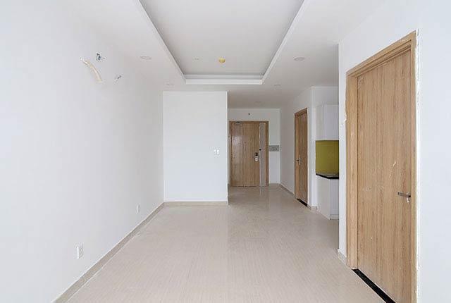 Sơn nước hoàn thiện căn hộ tầng 5 - 15 block A