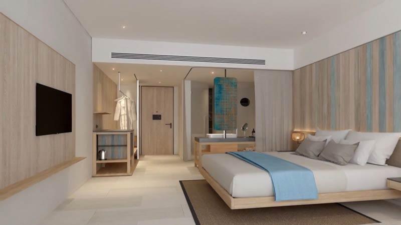 Thiết kế phòng căn hộ Liberty Central Quy Nhơn