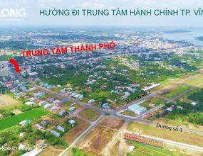 KDC kiểu mẫu Vĩnh long New Town
