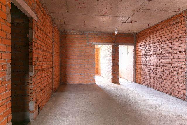 Công tác thi công xây tường tầng 20 block B
