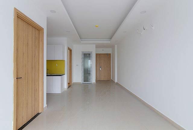 Sơn nước hoàn thiện căn hộ tầng 5 - 19 block A
