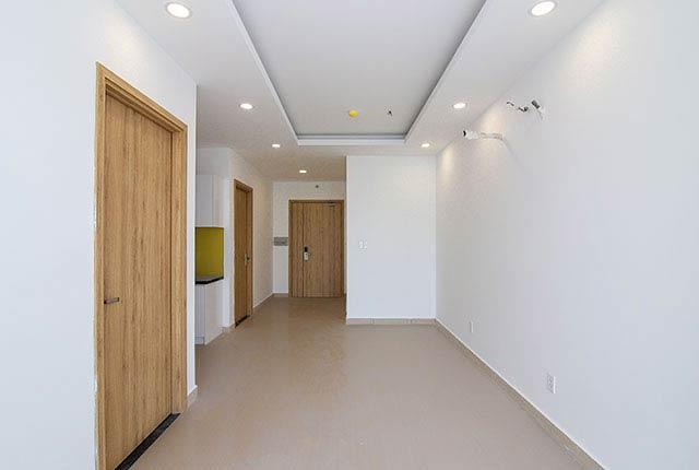 Sơn nước hoàn thiện căn hộ tầng 5 - 18 block B