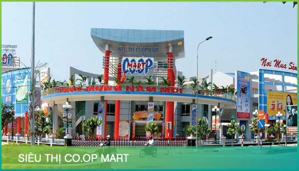 Co.op Mart Vĩnh Long