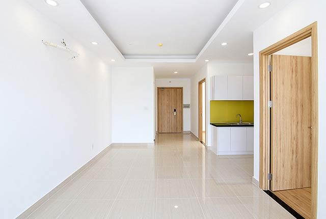 Sơn nước hoàn thiện căn hộ tầng 20 block A
