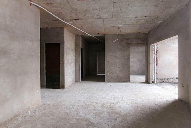 Công tác thi công tô tường căn hộ tầng 9 block A