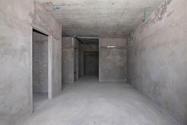 Tô tường căn hộ từ tầng 5 đến tầng 23 block Glory
