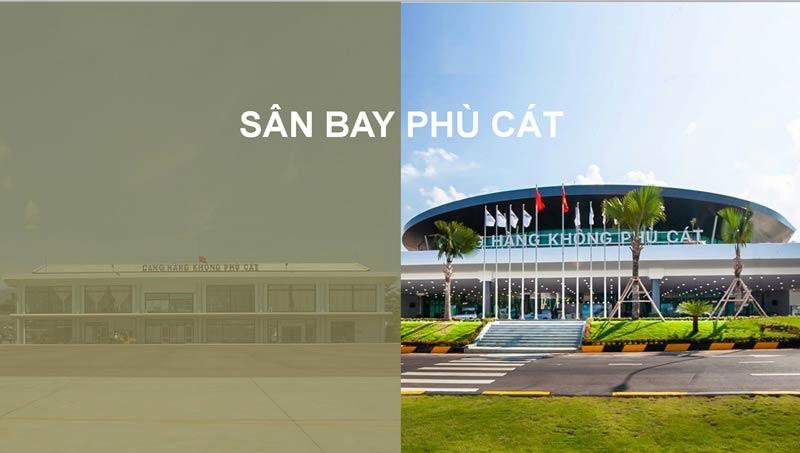 Sự phát triển Sân bay Phù Cát giúp du lịch phát triển nhanh