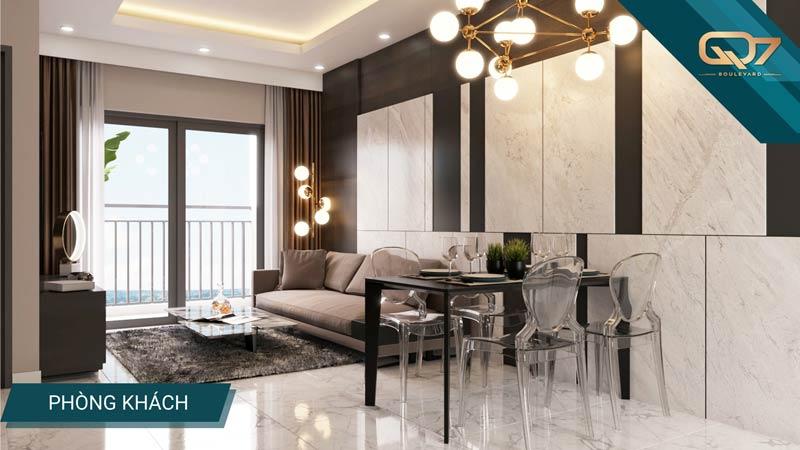 Nhà mẫu căn hộ Q7 Boulevard