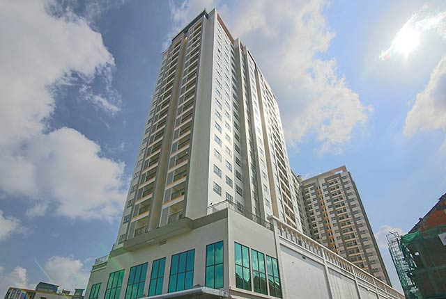 Tổng quan block A Moonlight Residences