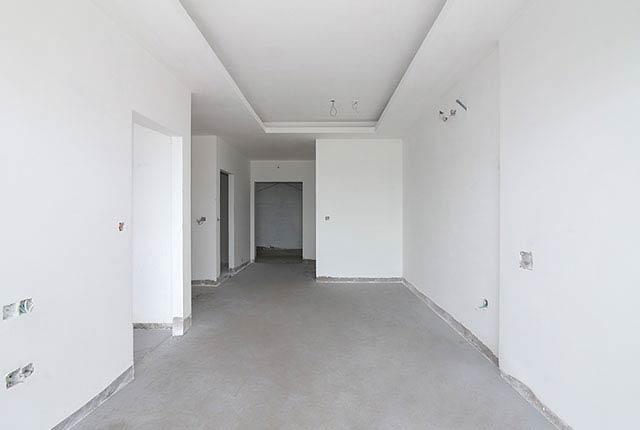 Bả sơn matit căn hộ tầng 9 block B