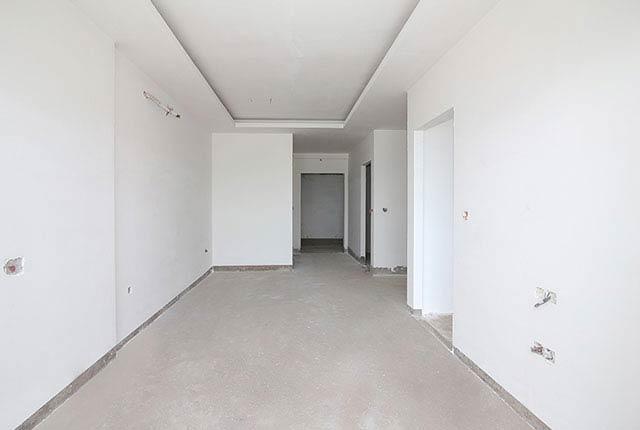Bả sơn matit căn hộ tầng 9 block C