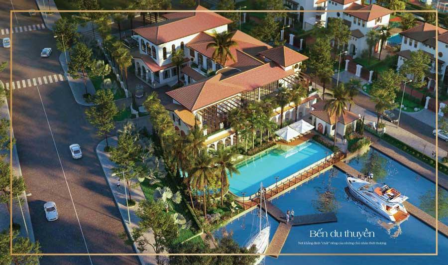 Khu Clubhouse dự án Saigon Garden