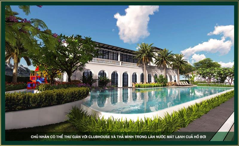 Tiện ích dự án Saigon Garden Riverside