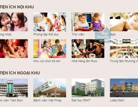 Tiện ích căn hộ Q7 Boulevard Hưng Thịnh