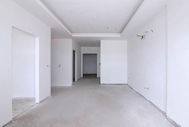 Bả sơn matit căn hộ tầng 17 block A
