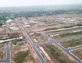 Hình ảnh thi công Biên Hòa New City Tháng 9.9.2019