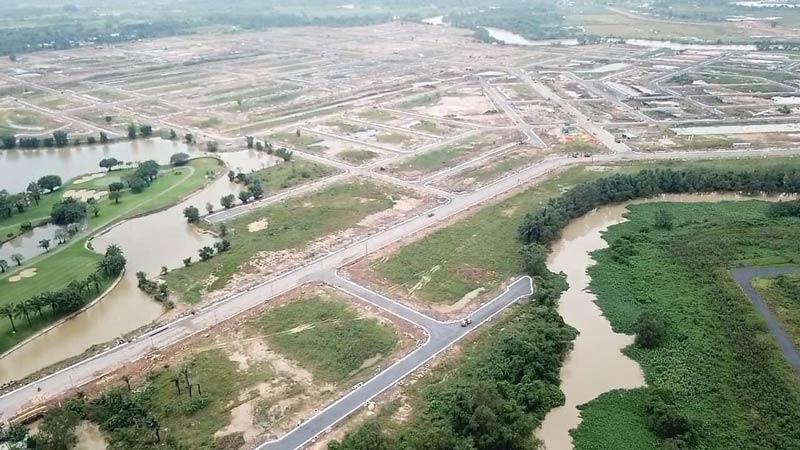 Tiến độ thi công dự án Biên Hòa New City Hưng Thịnh