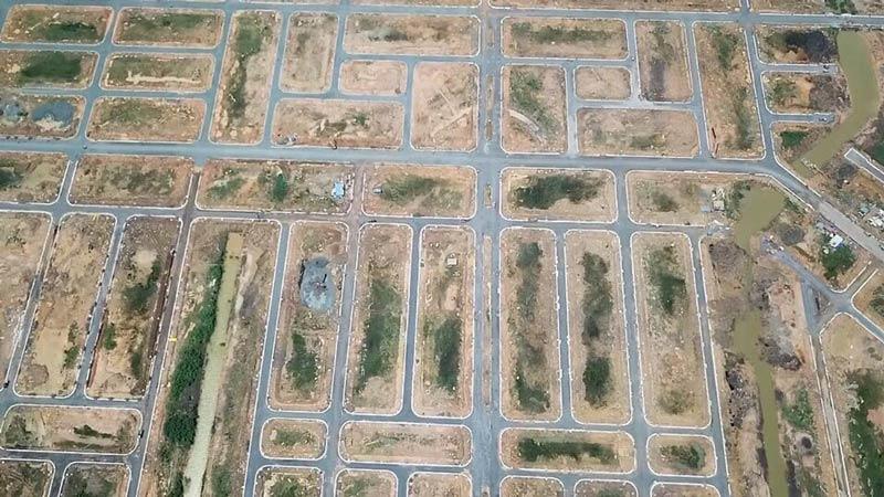 Tiến độ thi công dự án Biên Hòa New City Hưng Thịnh ngày 9.9.2019