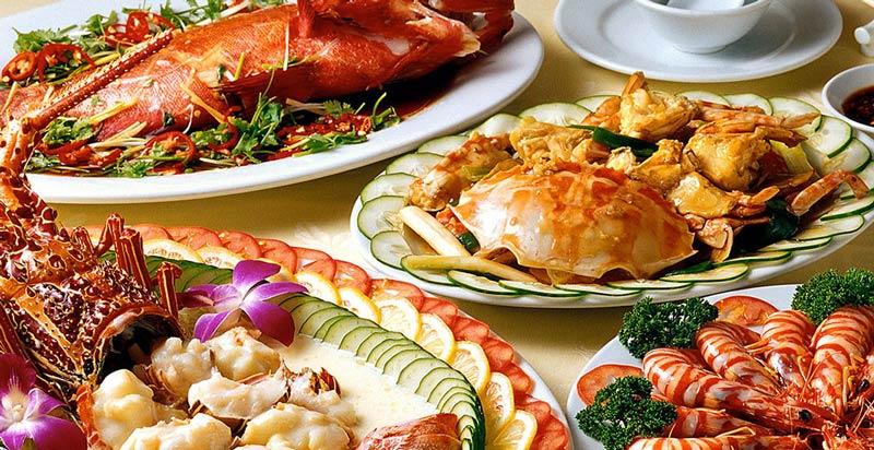 Văn hóa ẩm thực đa dạng và phong phú miền biển Vũng Tàu