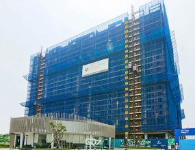 Hình ảnh tổng thể Q7 Boulevard