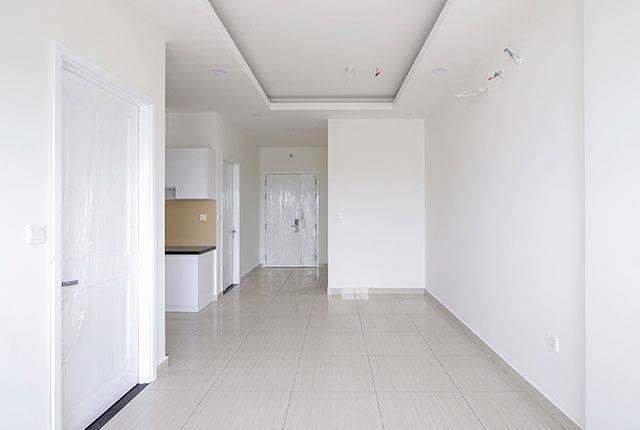 Bả sơn matit căn hộ tầng 20 block C
