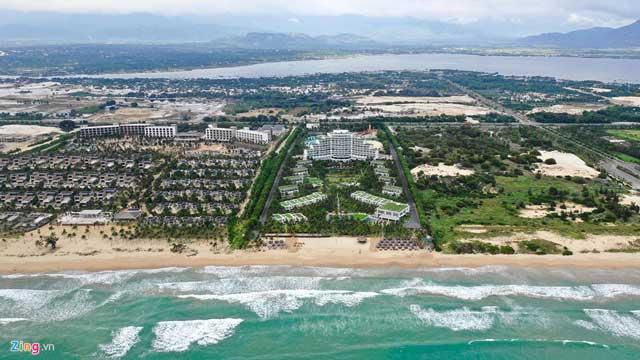 Tổ hợp nghỉ dưỡng Bãi Dài Cam Ranh