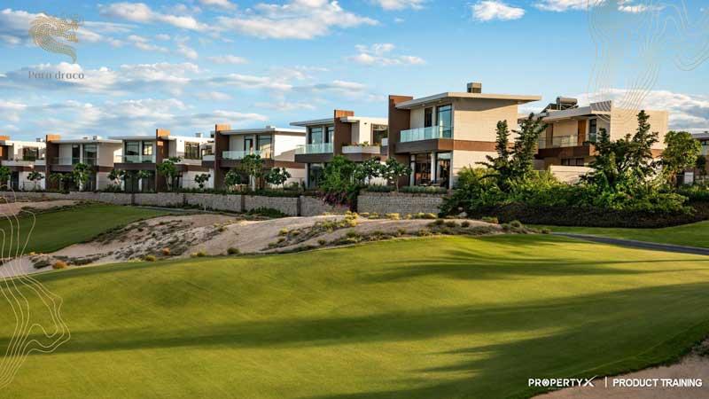Biệt thự Para Draco liền kề Golf Link Paradise