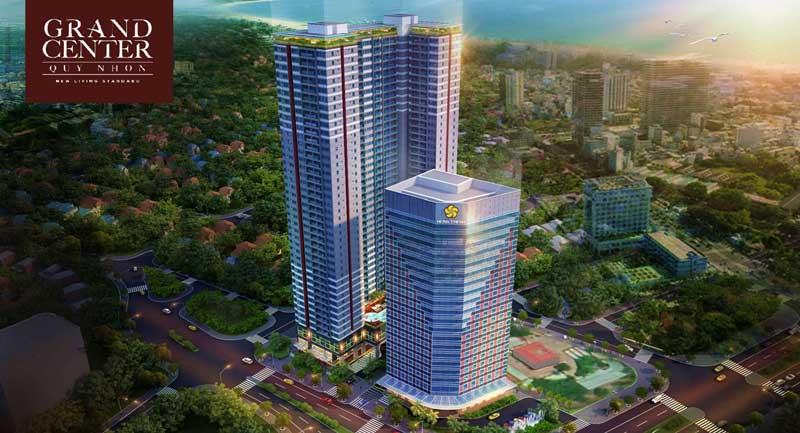 Căn hộ Grand Center Quy Nhơn