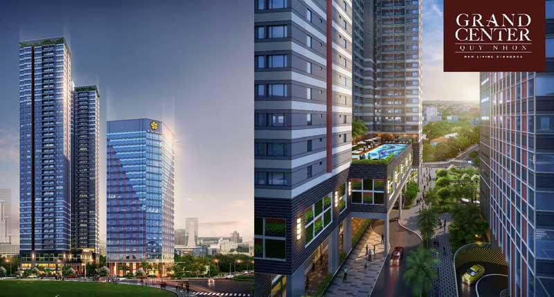 Grand Center - Biểu tượng mới Tp Quy Nhơn