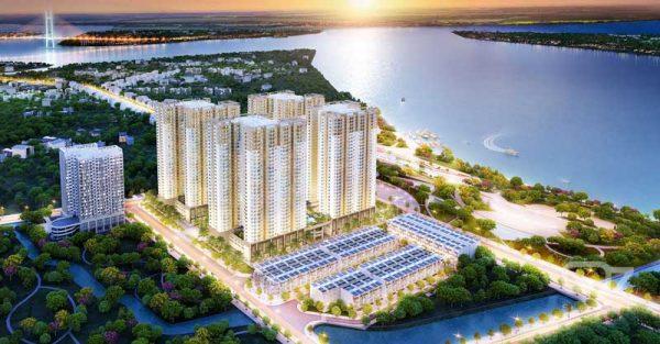 Tổng quan dự án Q7 Saigon Riverside