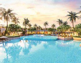 Khu hồ bơi nước mặn Cam Ranh Mystery Villas
