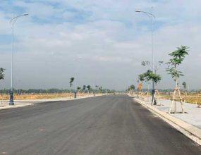 Hình ảnh thực tế dự án Biên Hòa New City tháng 01/2020